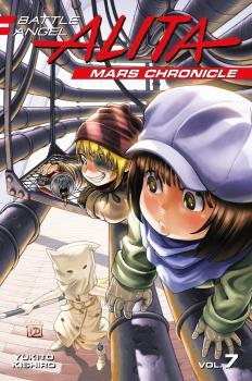 Battle Angel Alita Mars Chronicle vol 07 GN Manga