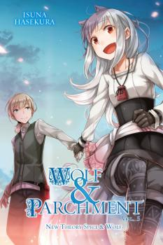 Wolf and Parchment vol 05 Novel