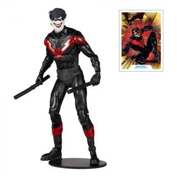 DC Multiverse Action Figure - Nightwing Joker