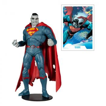 DC Multiverse Action Figure - Superman Bizarro (DC Rebirth)