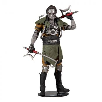 Mortal Kombat Action Figure - Kabal: Hooked Up Skin