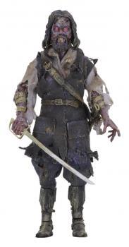 The Fog Retro Action Figure - Captain Blake
