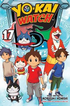 Yo-kai Watch vol 17 GN Manga