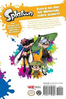Splatoon vol 12 GN Manga