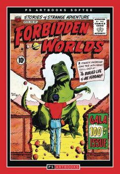 ACG Coll Works Forbidden Worlds Softee Vol 16
