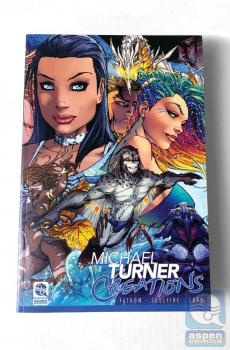Michael Turner Creations (Softcover)