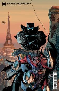 BATMAN THE DETECTIVE #3 (OF 6) CVR B ANDY KUBERT CARD STOCK VAR