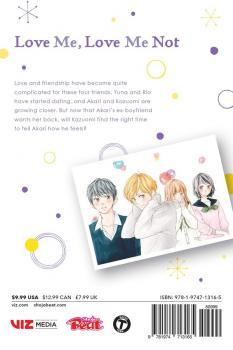 Love Me, Love Me Not vol 08 GN Manga