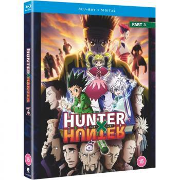 Hunter X Hunter Set 03 Blu-Ray UK