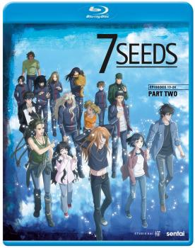 7 Seeds Part 02 Blu-ray
