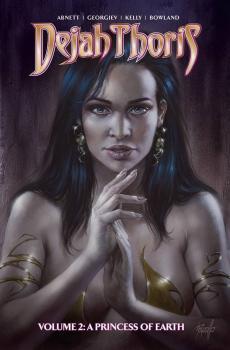 Dejah Thoris TP Vol 02 Princess Of Earth (Trade Paperback)