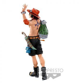 One Piece BWFC 3 Super Master Stars Piece PVC Figure - The Portgas D. Ace The Original