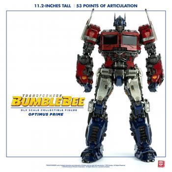Transformers Bumblebee DLX Action Figure - Optimus Prime 1/6