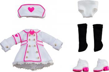 Original Character Parts for Nendoroid Doll Figures Outfit Set Nurse - White