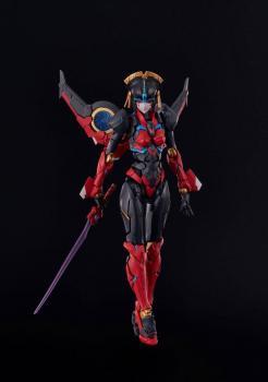 Transformers Furai Model Plastic Model Kit - Windblade