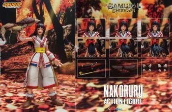 Samurai Shodown Action Figure - Nakoruru 1/12