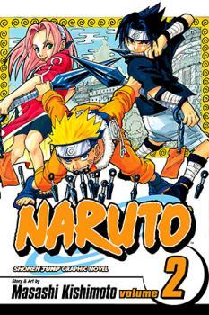 Naruto vol 02 GN