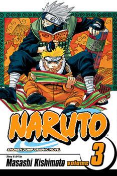 Naruto vol 03 GN