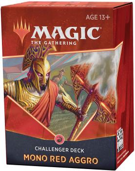 Magic The Gathering Challenger Deck 2021 - Mono Red Aggro
