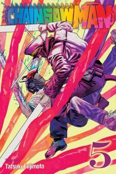 Chainsaw Man vol 05 GN Manga