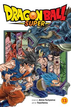 Dragon Ball Super vol 13 GN Manga