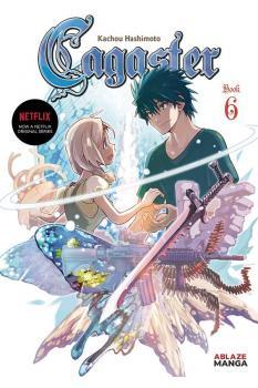 Cagaster Vol 06 GN Manga