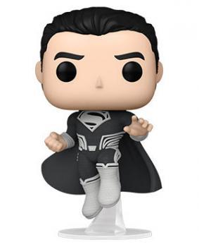 Snyder Cut Justice League Pop Vinyl Figure - Superman (Black Suit)