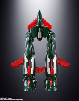 Getter Robot Go Soul of Chogokin Diecast Action Figure - GX-96 Getter Robot Go