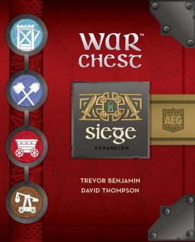 War Chest Board Game Expansion Set Siege