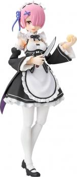 Re:ZERO -Starting Life in Another World- Action Figure - Figma Ram