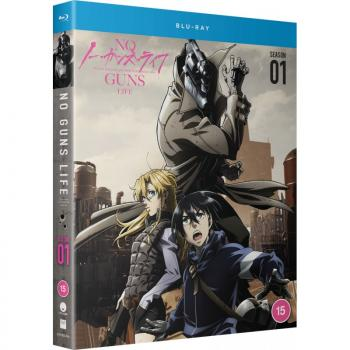 No Guns Life Season 01 Blu-Ray UK