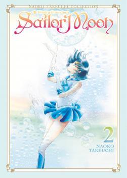 Sailor Moon Naoko Takeuchi Collection vol 02 GN Manga