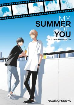 The Summer of You vol 02 GN Manga