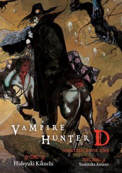 Vampire Hunter D omnibus vol 01 Light Novel