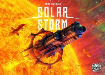Solar Storm Board Game