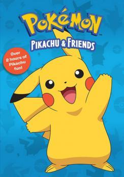 Pokemon Pikachu & Friends DVD