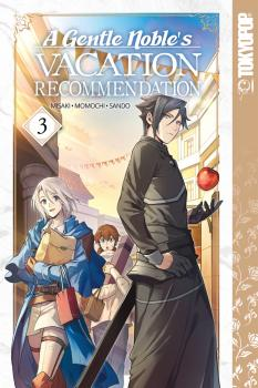 Gentle nobles vacation recommendation vol 03 GN Manga