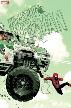 NON-STOP SPIDER-MAN #2 BACHALO 1:25 VAR (Limit one per customer)