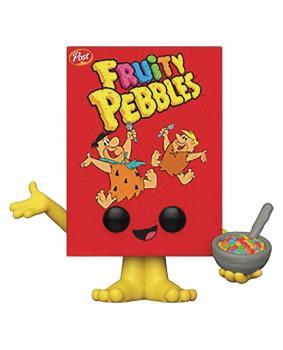 Ad Icons Pop Vinyl Figure - Post Fruity Pebbles Cereal Box