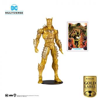 DC Multiverse Action Figure - Red Death Gold (Earth 52) (Gold Label Series)