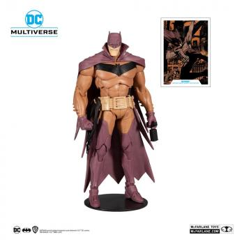 DC Multiverse Action Figure - White Knight Batman (Red Variant)