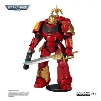Warhammer 40k Action Figure - Blood Angels Primaris Lieutenant (Gold Label Series)