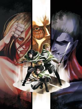 Attack on Titan vol 34 GN