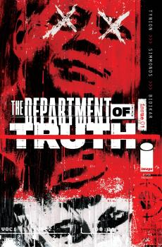 DEPARTMENT OF TRUTH #1 5TH PTG (MR)