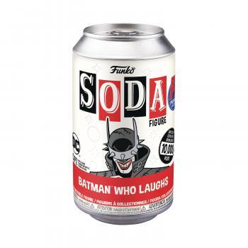 Batman Who Laughs Vinyl Soda Figure (Previews Exclusive)