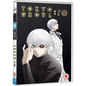 Tokyo Ghoul:re Part 02 DVD UK