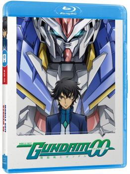 Mobile Suit Gundam 00 Part 02 Blu-Ray UK