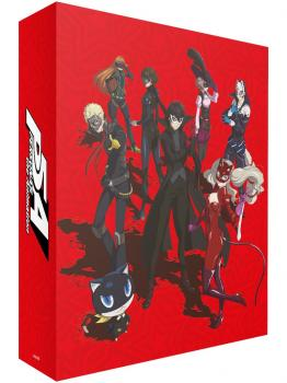 Persona 5 The Animation Part 01 Blu-Ray UK Collector's Edition