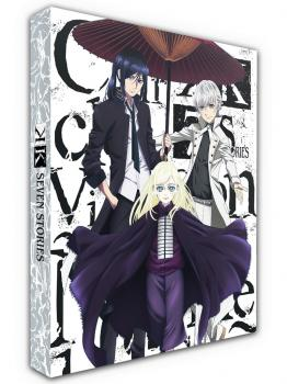 K - Seven Stories Blu-Ray UK Collector's Edition
