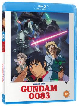 Mobile Suit Gundam 0083 Blu-Ray UK